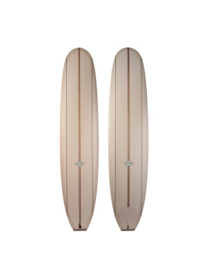 Longboard ALMOND Walks on Water 9'0 (PU) - Tan Tint