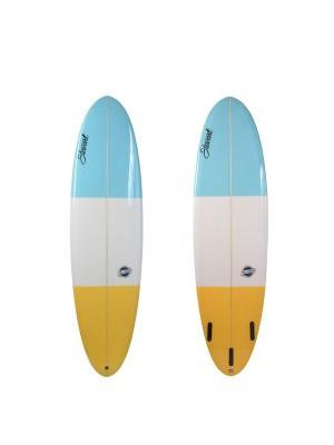 Planche de surf Egg STEWART Funboard 7'0 (PU)