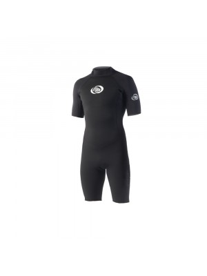 Combinaison de surf STORM Shorty 2mm back zip