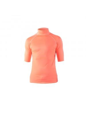 Lycra de surf manches courtes STORM - Orange