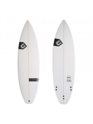 Planche de surf CLAYTON Surfboards Ned Kelly (PU)