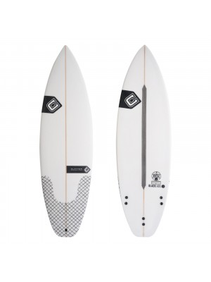Planche de surf CLAYTON Surfboards The Rox Black Label Edition (PU)