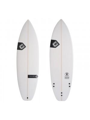 Planche de surf CLAYTON Surfboards Trixster (PU)