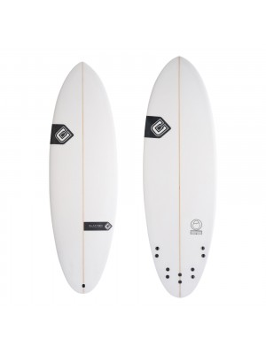 Planche de surf CLAYTON Surfboards Egg (5 fins) (PU)