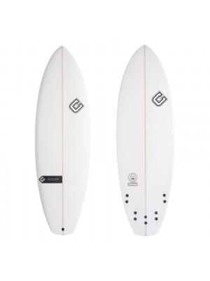 Planche de surf CLAYTON Surfboards Egg V2 (5 fins) (PU)