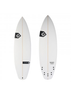 Planche de surf CLAYTON Surfboards Mongrel (5 fins) (PU)