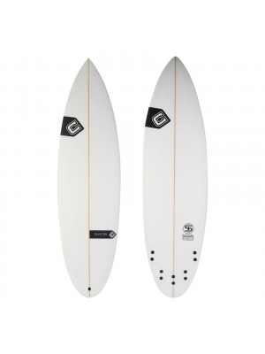 Planche de surf CLAYTON Surfboards Swivel (5 fins) (PU)