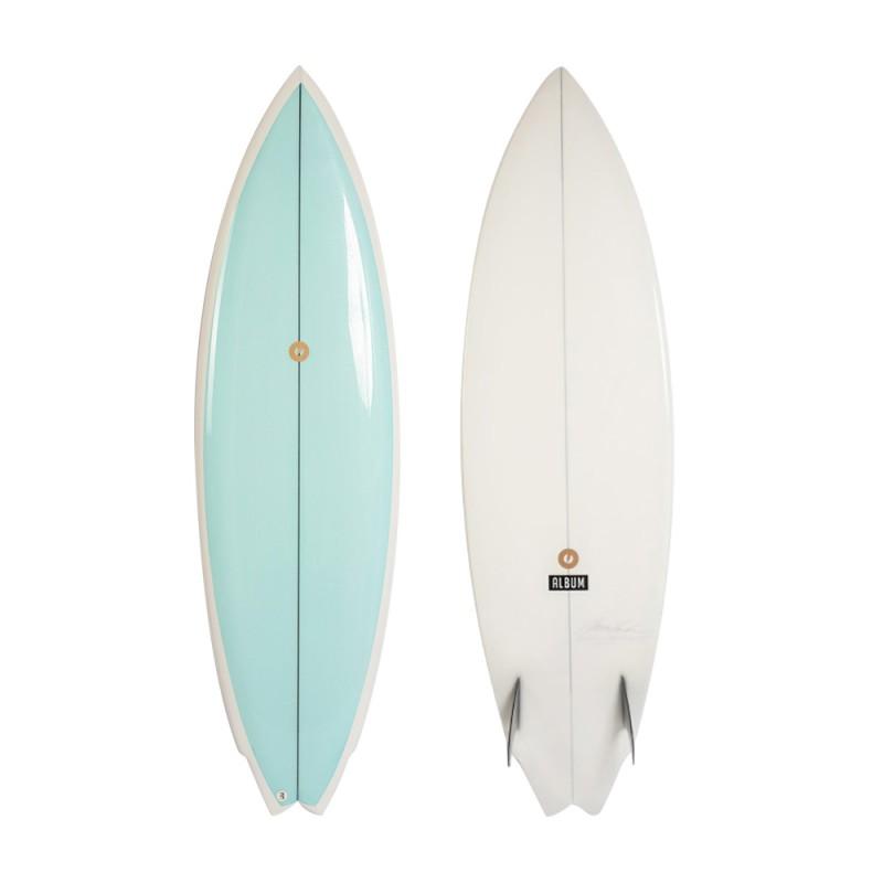 Planche de Surf ALBUM ModTwin 6' (PU)