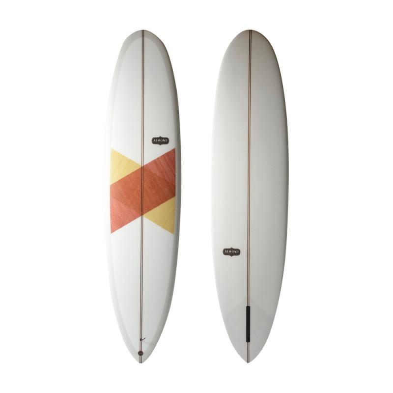 Planche de surf ALMOND Joy single 7'10 (PU)