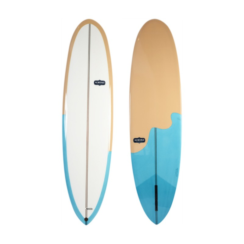 Planche de surf single ALMOND Joy 7' (PU)