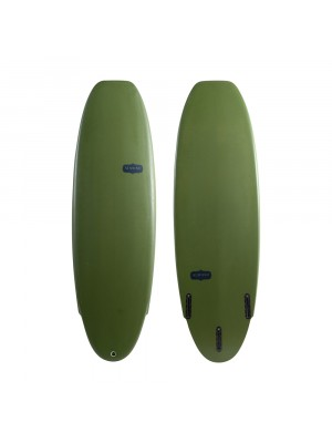 Planche de surf ALMOND Mailbox 5'4 (PU)