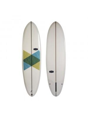 Planche de surf ALMOND Pleasant Pheasant 6'10 (PU)