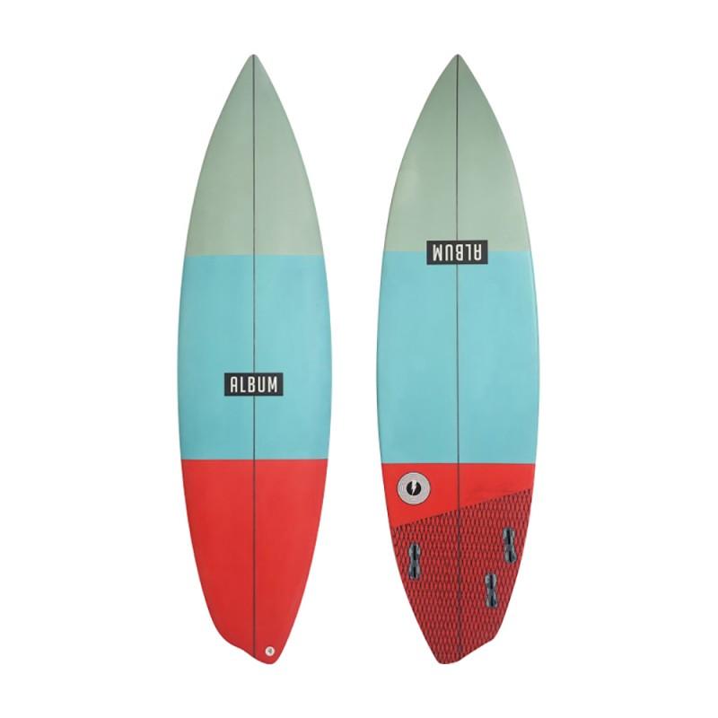 Planche de Surf asymétrique ALBUM Disasym 5'11 (PU)