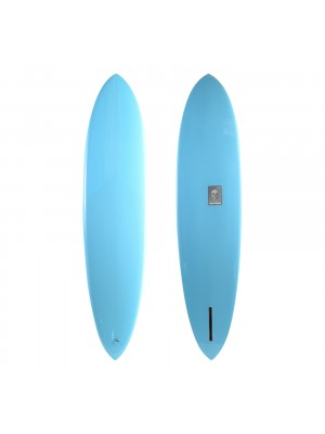 Planche de surf single CHRISTENSON C-Bucket 7'6 (PU)