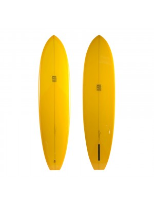 Planche de surf single CHRISTENSON Flat Tracker 7'4 (PU)