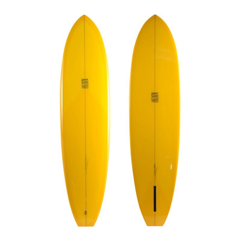 Planche de surf single CHRISTENSON Flat Tracker 7'4 (PU)