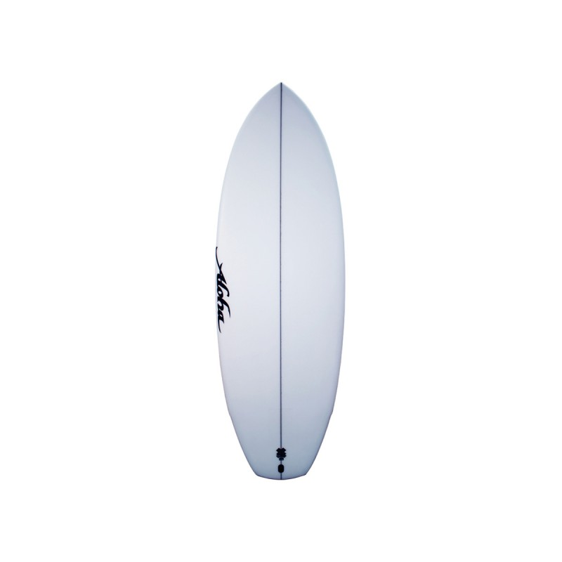 ALOHA Surfboards - Black Panda 5'6 XE - FCS 2