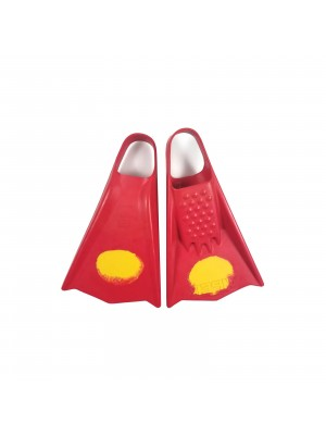 Palmes de bodyboard MS VIPER Red / Yellow