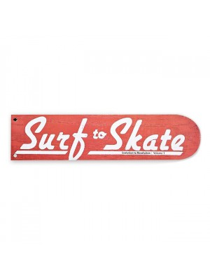 Surf To Skate Book