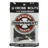 Independent - Pack de 8 vis - Phillips 1.5 inch - Black