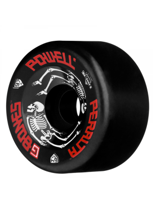 Powell Peralta - 64mm G-Bones Wheels 97A - Black