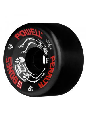 Powell Peralta - 64mm G-Bones Wheels 97A - Black