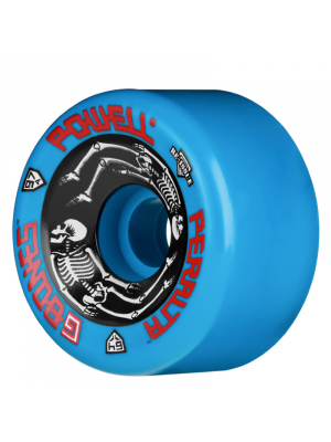 Powell Peralta - 64mm G-Bones Wheels 97A - Blue