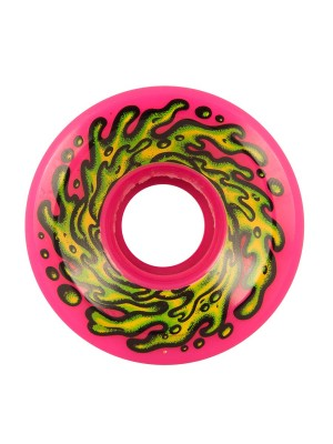 Santa Cruz - 60mm Slimeball OG Wheels 78A - Pink