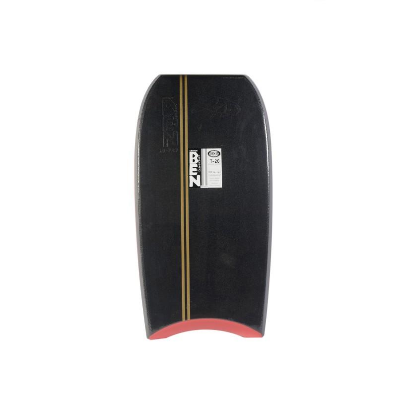 BSD Bodyboard - T20 - Black / Black
