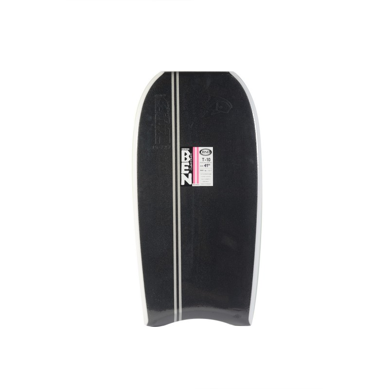 BSD Bodyboard - T10 - Black / Black
