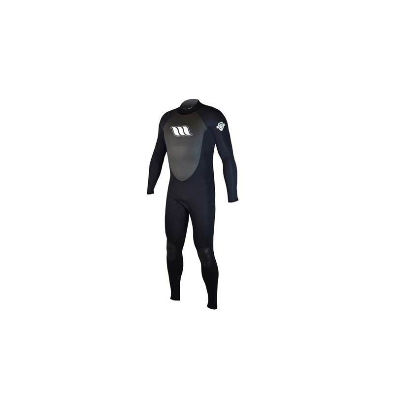 Combinaison de surf enfant WEST Enforcer Kid 4/3mm back zip