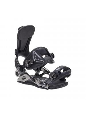 Fixations Snowboard SP FASTEC - Slab 2020 (entrée arrière) - Black