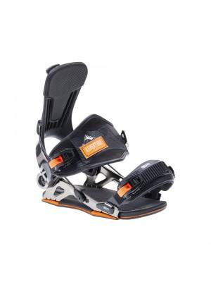 Fixations Snowboard SP FASTEC Mountain 2020 (Multi Entry) - Black