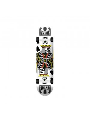 Skateboard Street YOCAHER King Of Spade - Planche Complete