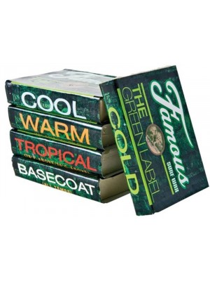 Surf Wax FAMOUS Green Label - WARM