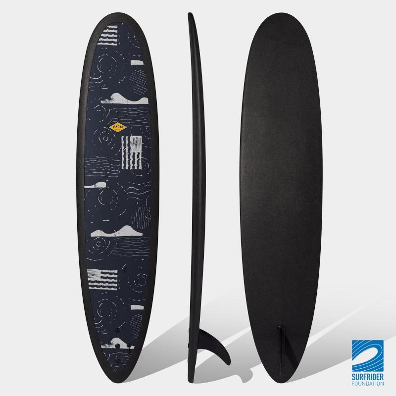 ALMOND R-Series Joy 8' - Surfrider Edition