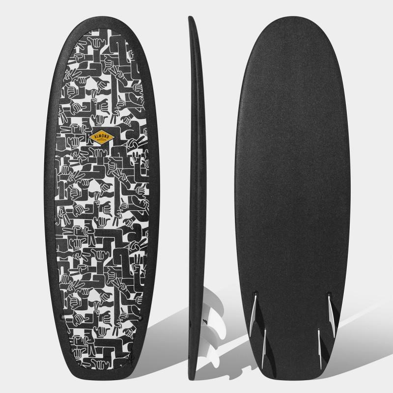 Planche de Surf ALMOND R-Series Secret Menu 5'4 - Shaka