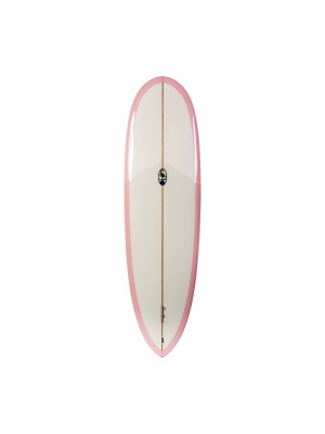 Planche de Surf TAKAYAMA Scorpion 6'8 (PU) - Light Bubble Gum