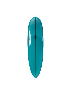 Planche de Surf TAKAYAMA Scorpion 7'0 (PU) - Turquoise