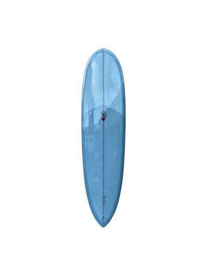 Planche de Surf TAKAYAMA Scorpion 7'2 (PU) - Light Blue / Grey