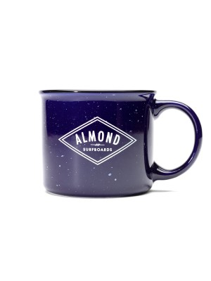 Almond Surfboards - Decades Mug - Navy
