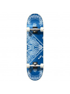 Skateboard Street YOCAHER Bandana Blue - Planche Complete