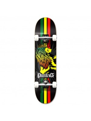 Skateboard Street YOCAHER Rasta - Planche Complete