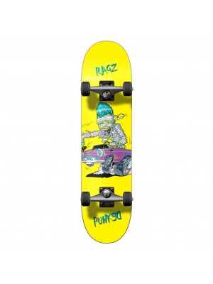 Skateboard Street YOCAHER Rod Ragz - Planche Complete