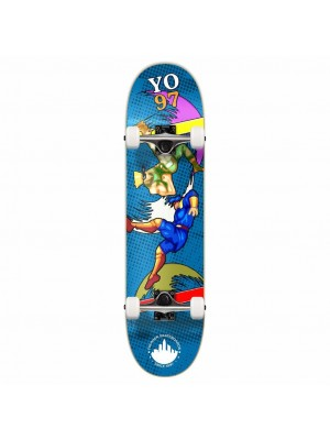 Skateboard Street YOCAHER Brawler - Planche Complete