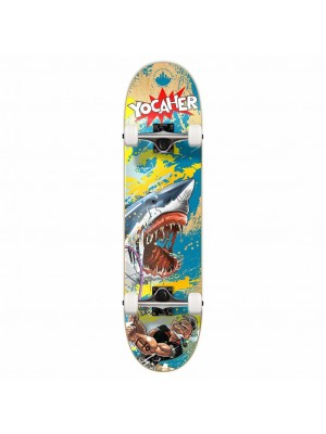 Skateboard Street YOCAHER Fishing - Planche Complete
