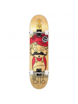 Skateboard Street YOCAHER Stache - Planche Complete