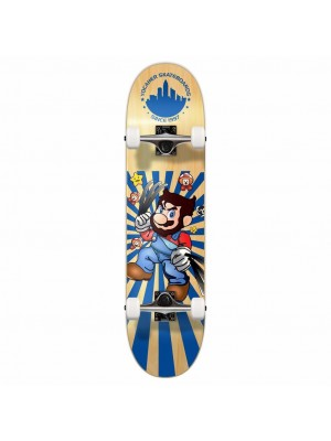 Skateboard Street YOCAHER Snikt - Planche Complete