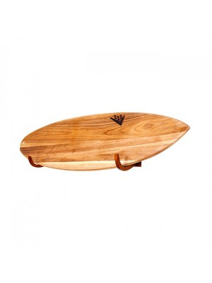 Support mural CORSURF - Single Rack Wood
