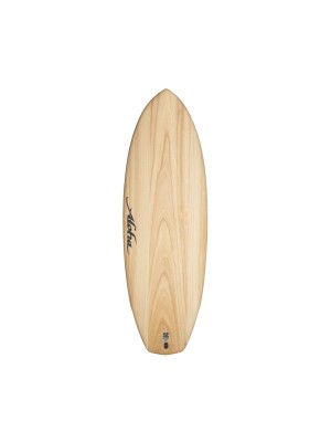 ALOHA Surfboards - Black Panda 5'8 Ecoskin - Future